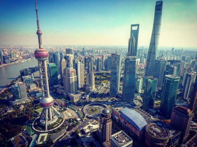 EngelBergs in Shanghai